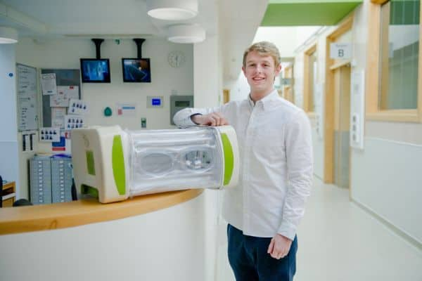 Photo of Inflatable incubator would make health easier for newborns