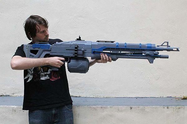 Thunderlord exotic gun