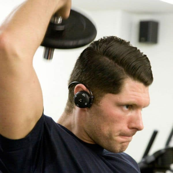 wireless ear bud and a cloud based personal trainer