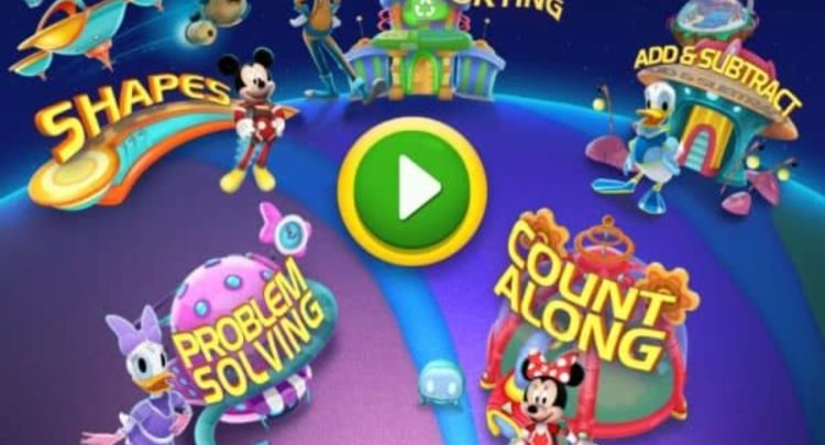 Mickey's Magical Maths World - Review