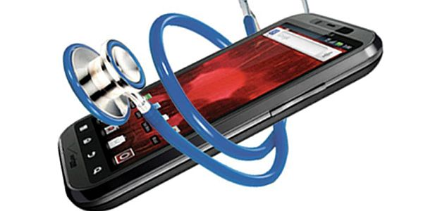 Mobile applications in healthcare industry
