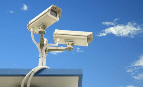 Surveillance cameras that can predict