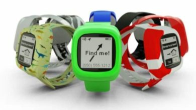 AmbyGear: The smartwatch targeted to help parents and kids