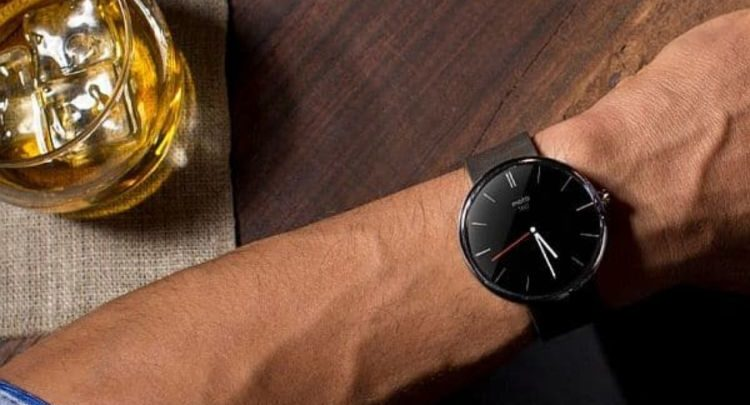 Moto 360 has dreams for the smartwatch marketplace
