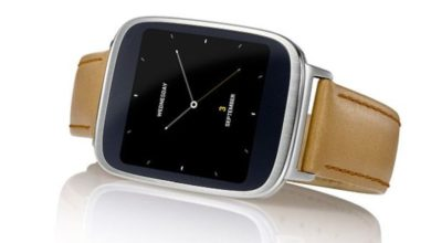 Photo of Asus ZenWatch Smart Watch lends its looks to Android devices