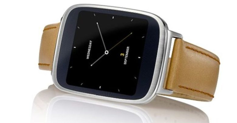 Asus ZenWatch Smart Watch lends its looks to Android devices