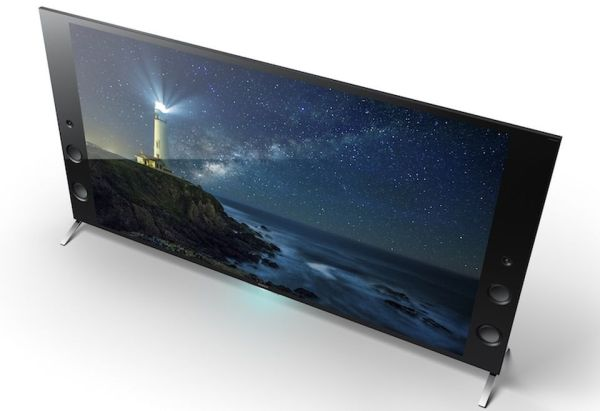 Sony Android-powered 4K UHD TV 2