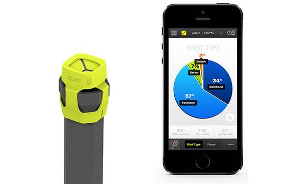 Zepp 3D motion sensor