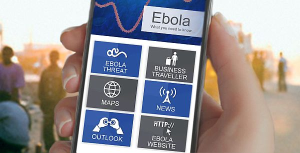 Photo of Mobile health apps that are fighting the war against the Ebola epidemic
