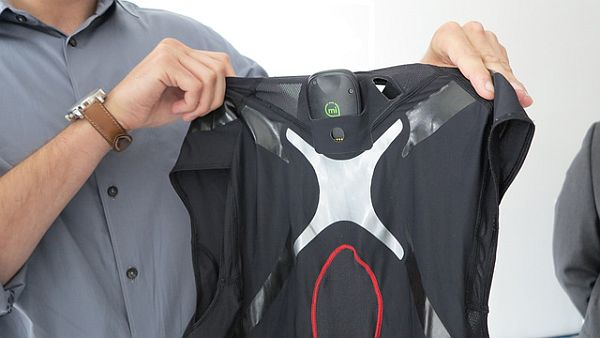 wearable for sports person