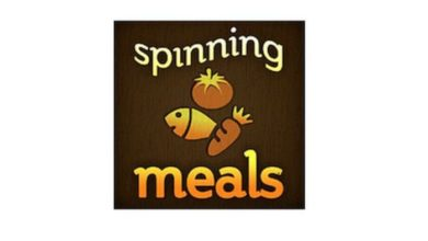 Schedule meals that suit your health with Spinning Meals SmartMeal Planner