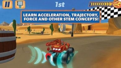Blaze and the Monster Machines relives the famous TV show