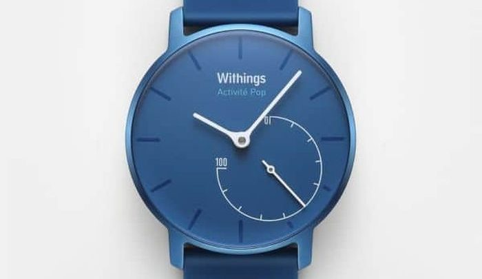 Withings Activité Pop: The French fitness tracker smartwatch
