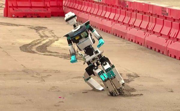 AERO Bot Tumbles