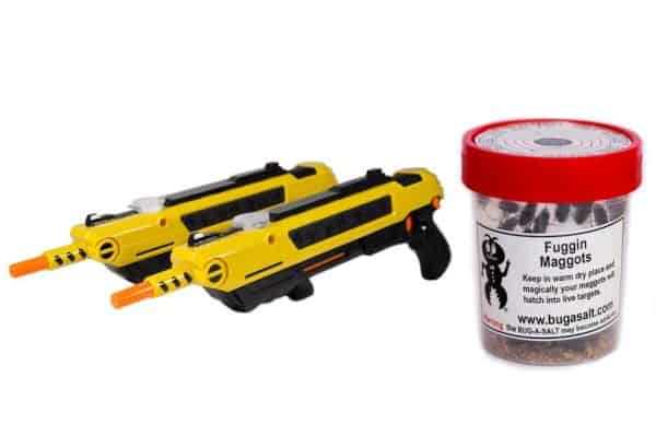 Bug-A-Salt plastic gun