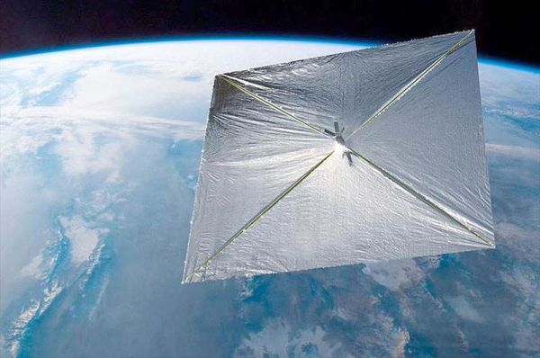 LightSail solar sailing spacecraft