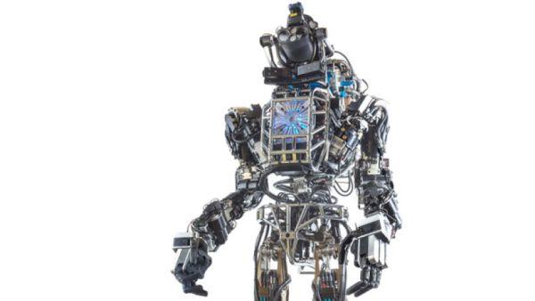 humanlike robot called Atlas