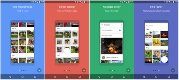 Google photos app 3