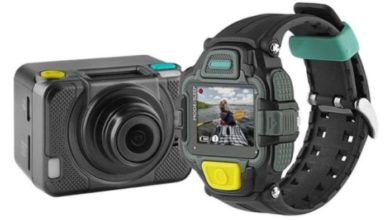 4GEE Action Cam: Never Lets You Miss Any Action
