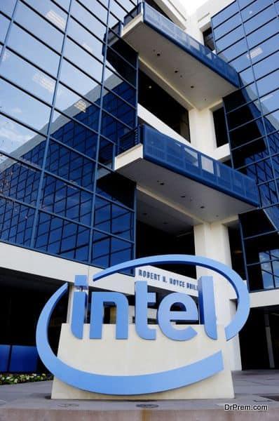 intel headquarters in mission college blvd of santa clara