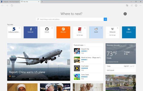 Microsoft Edge web browser (1)