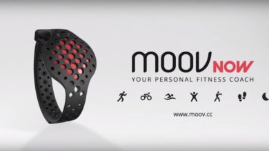 Moov Now Wearable Activity Tracker