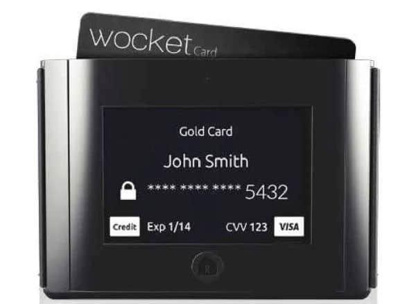 New Wocket® Smart Wallet