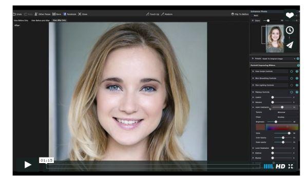 PortraitPro 15 software works