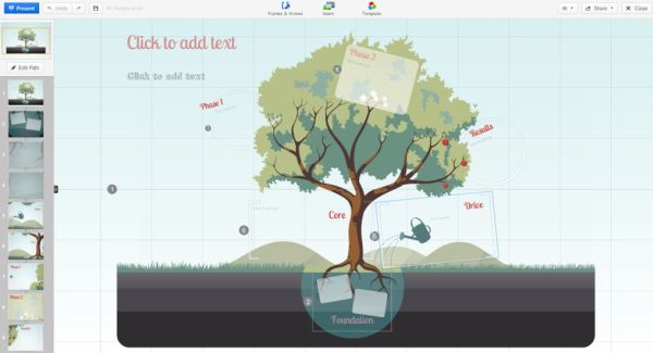 Photo of Prezi lets you take visual presentations up a notch
