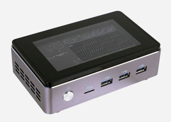 Photo of ECS Liva Core mini PC packs power in a small space