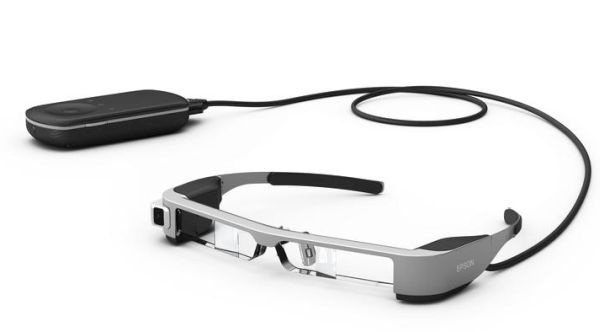 Photo of Epson Moverio BT-300 AR glasses want to break the mold