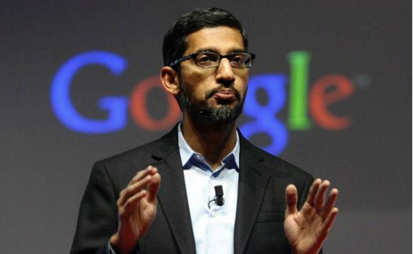 Google CEO Pichai