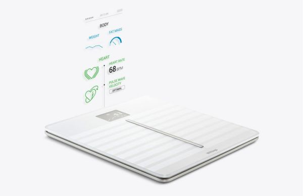 Photo of Withings Body Cardio Scale measures your heart's health in 30 seconds