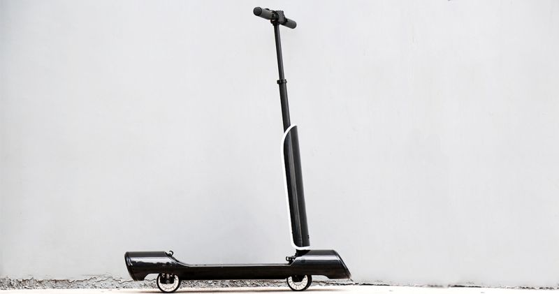 Photo of A Closer Look at the Electric Scooter GoTube