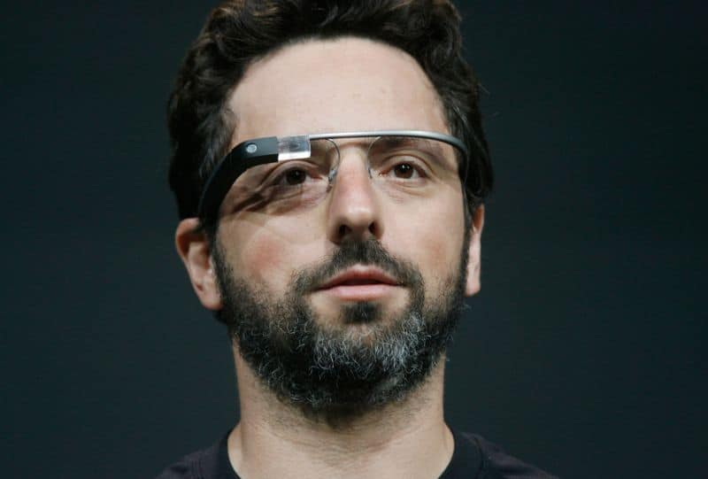 Sergei Brin on Google Glass