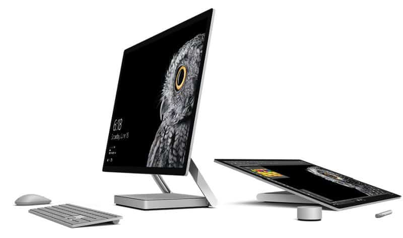 Microsoft Surface Studio 1
