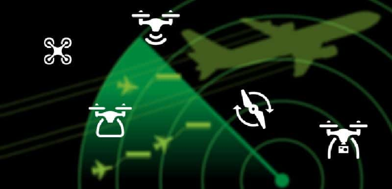 Air traffic management of drones (1)