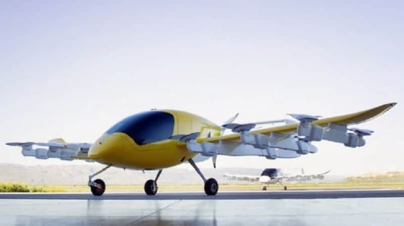 Photo of Uber's flying taxi project set to change your taxi experience completely