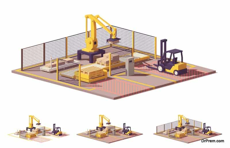 Industrial-Palletizing-Robots