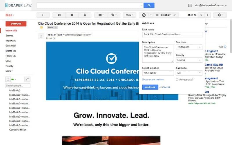 Mail2Cloud