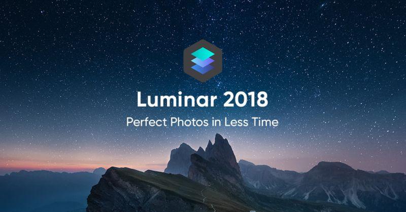 Skylum Luminar photo editor
