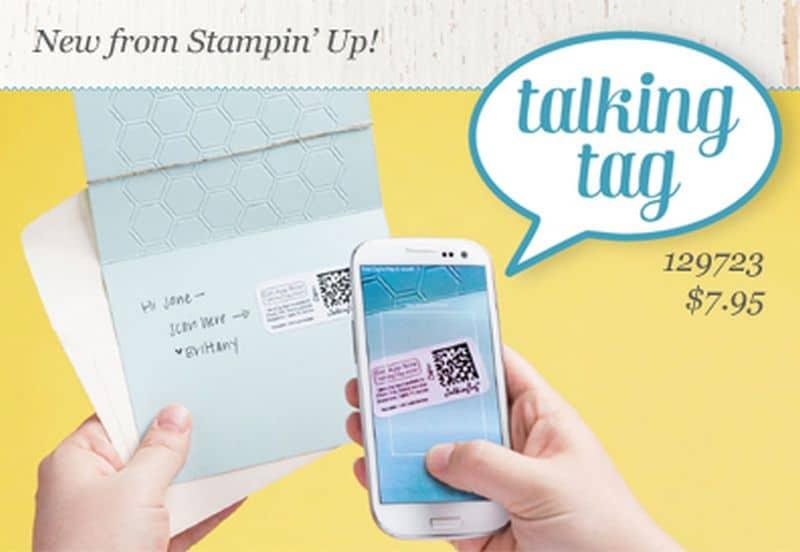 Talking Tag