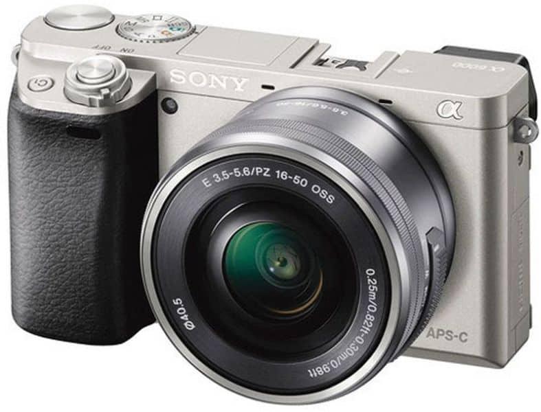 SONY A6000 Monochrome