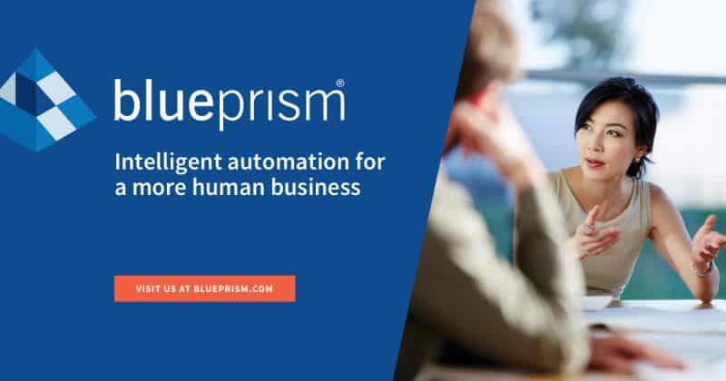 Blue Prism is a robotic process automation tool