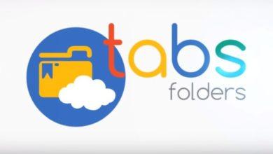 tabsfolders