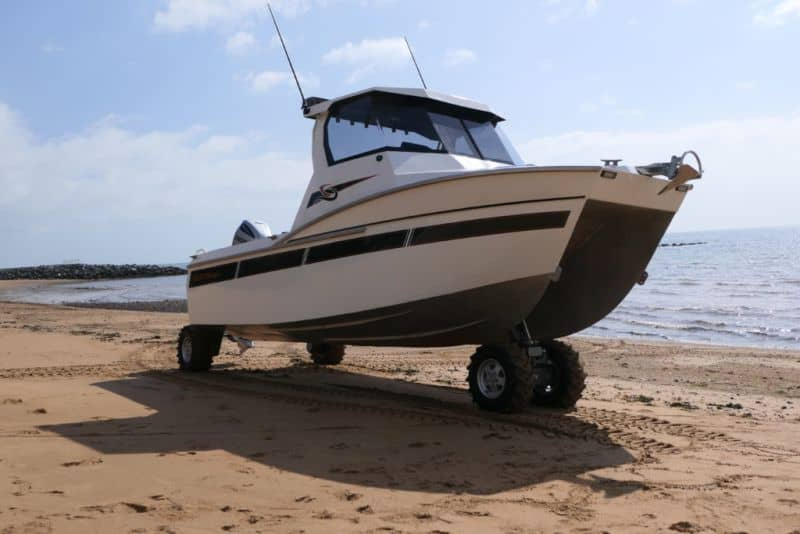Stryda 600C Catamaran