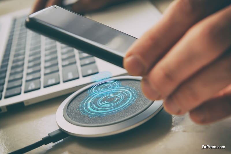 Is wireless charging harmful to humans