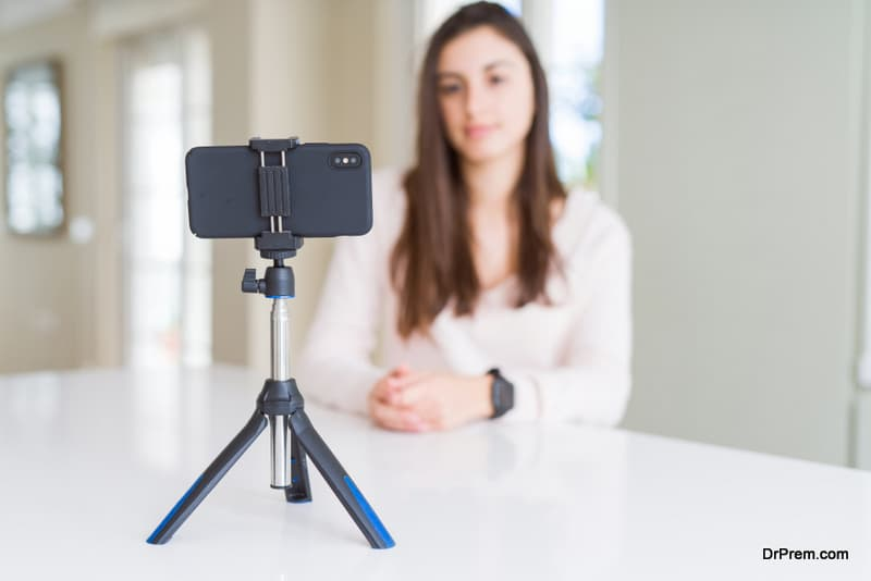 4K video recording