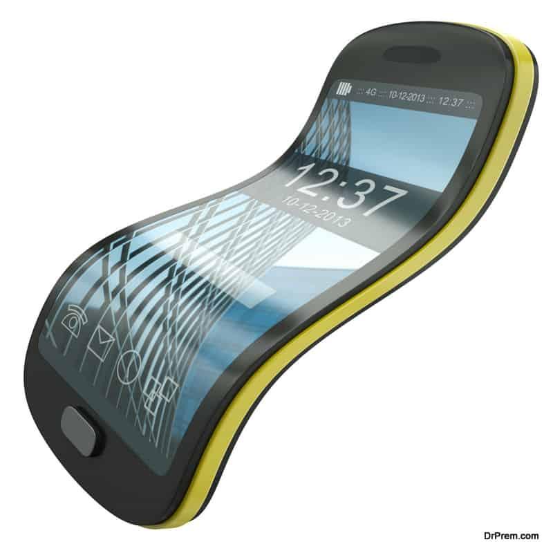 Flexible-smartphones
