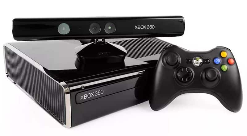 Kinect Hands free Game Console